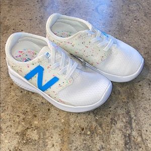 NWT baby/toddler new balance sneakers